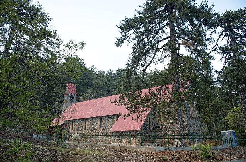 The Church of St. George of the Forest