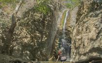 Millomeris waterfalls.