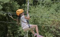 Speed zip for children and beginners.