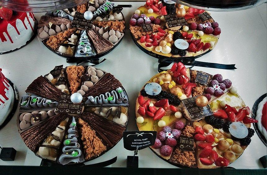 PHOTOS: This desserts was made for Limassol's undecided ones!