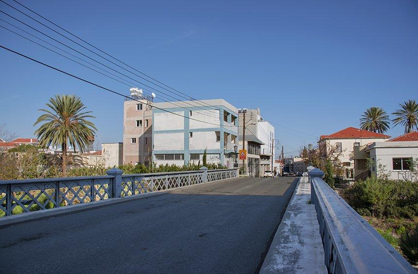 4 Lanterns: The historical bridge that saved the Limassol city center!