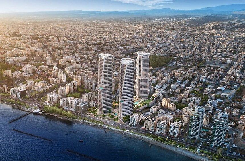 PHOTOS: A 7000 m² plaza is coming at the Limassol seaside!
