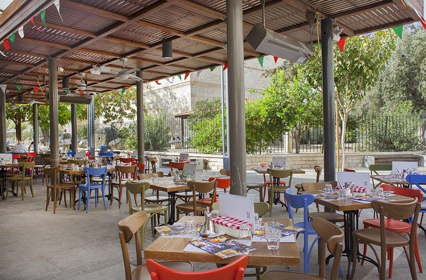OPENING: A beautiful, new surprise in a beloved square in Limassol!
