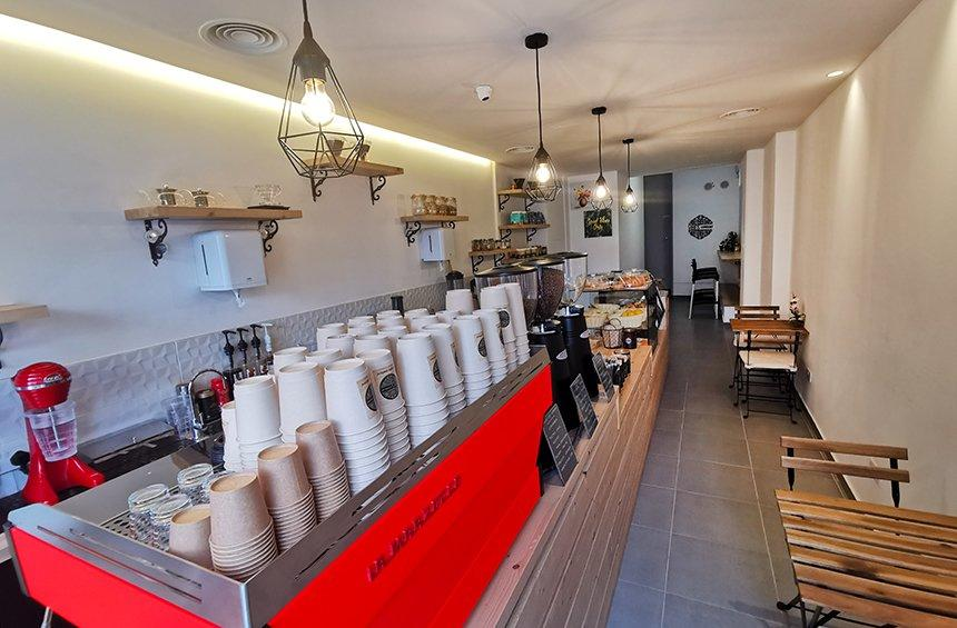 OPENING: A new hangout for coffee, bagels and croissants in the heart of Limassol!