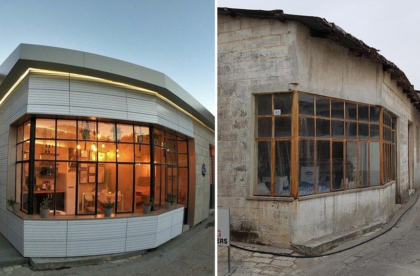 PHOTOS + VIDEO: The impressive transformation of 2 old warehouses in the center of Limassol!