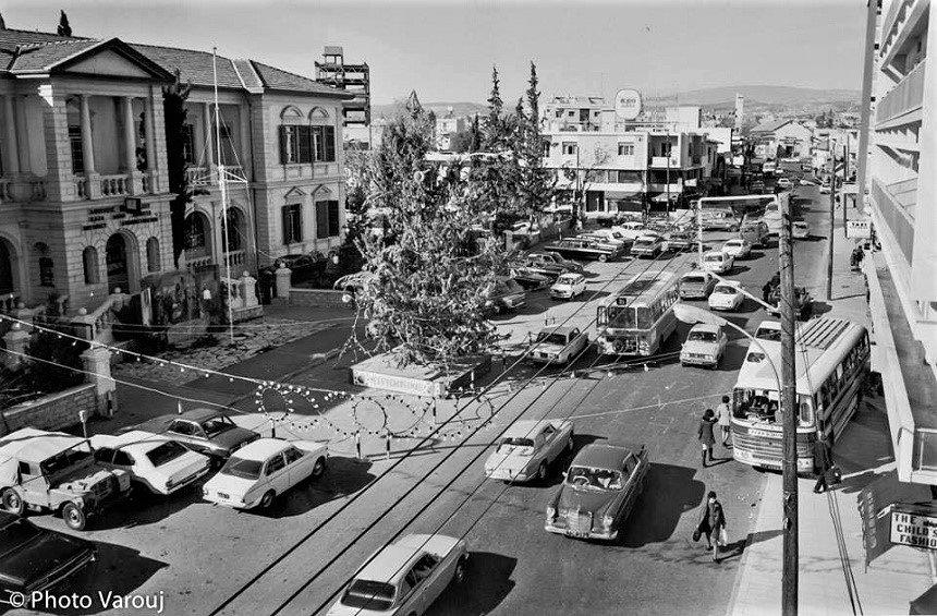 Christmas in Limassol, in the 80's and today!