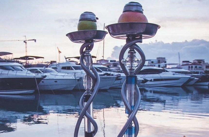 Attika at the Yacht Club: An impressive space in Limassol for food and drinks with a view!
