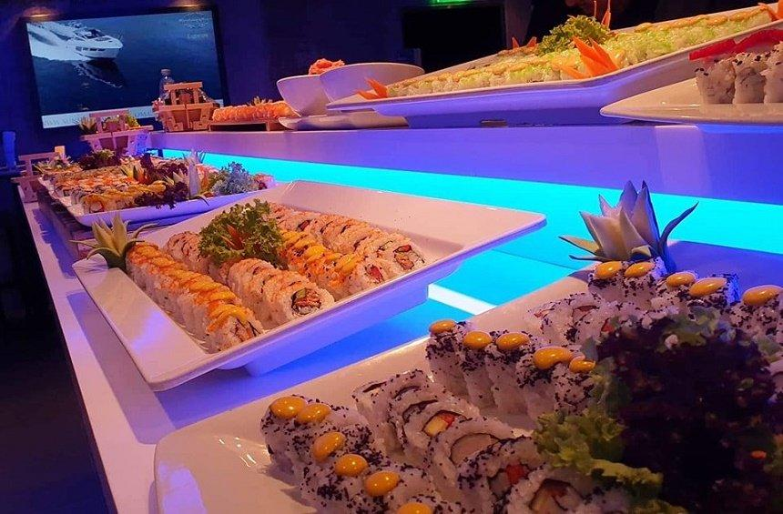 Yumi Sushi Room: An Asian restaurant, with amazing vibes, by the Limassol sea!